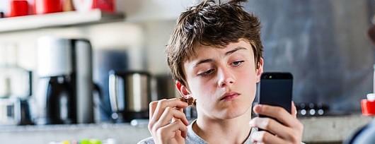 Teenage boy.