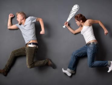 Couple-Fighting